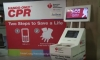 Three more U.S. airports install Hands-Only CPR training kiosks
