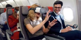 Iberia trials virtual reality onboard