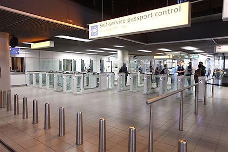 Accenture to deliver Automated Border Control eGates at Schiphol