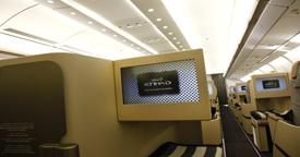 ETIHAD Airways IFE