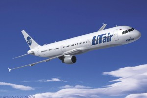 UTair inflight connectivity