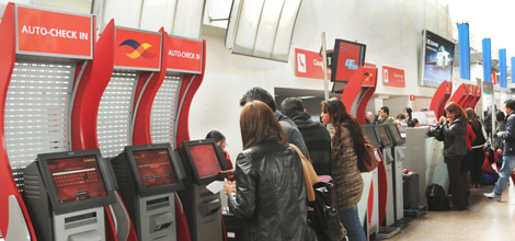 AviancaTaca deploys NCR kiosks in Peru