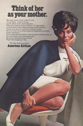 AA Ad Think of her as your mother