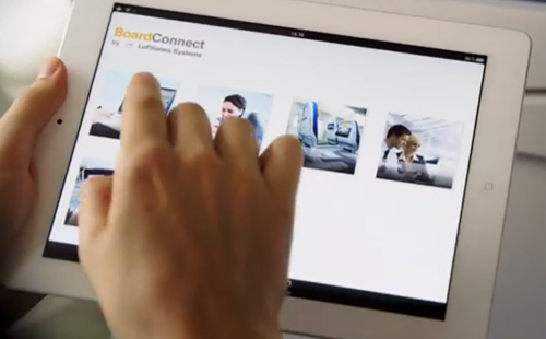 Lufthansa to introduce BoardConnect on A321s