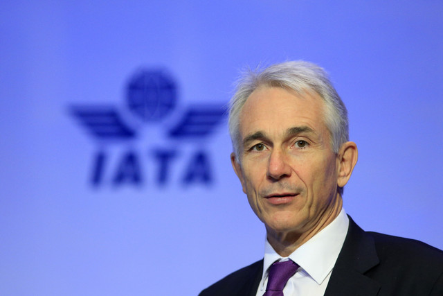 IATA chief explains vision of passenger experience