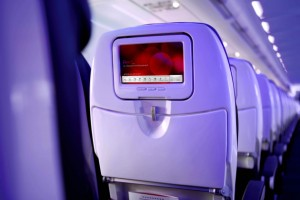 Inflight entertainment costs airlines a lot