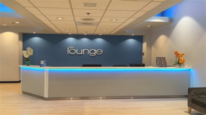 Boston Logan opens shared use lounge