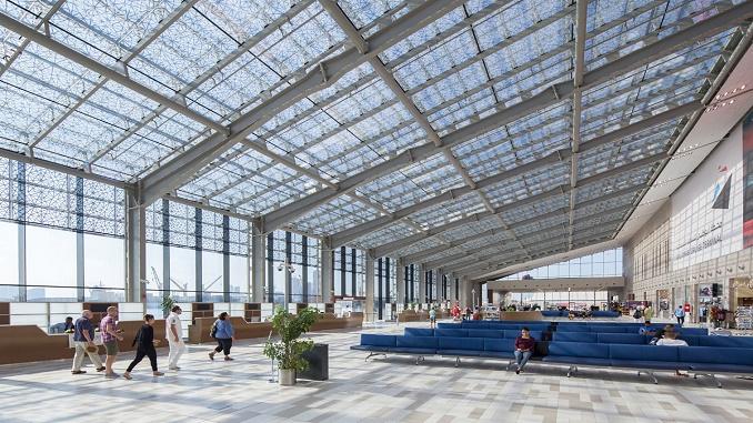 Abu Dhabi cruise terminal