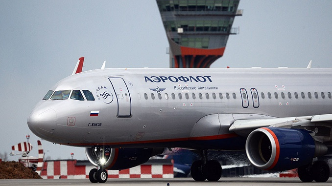 Aeroflot operates over 220 passenger aircraft