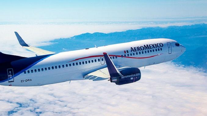 Aeromexico 737-800