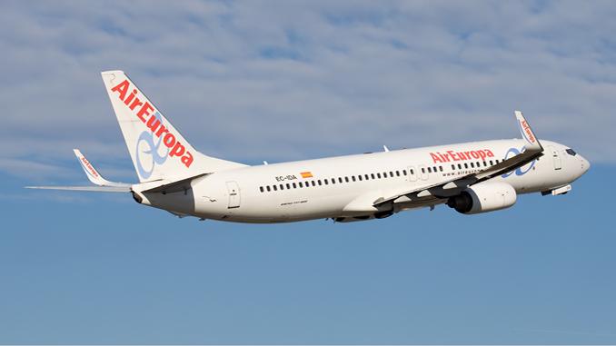Air Europa Boeing 737-800