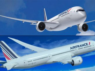 Air France reveals plans for its Boeing 787s