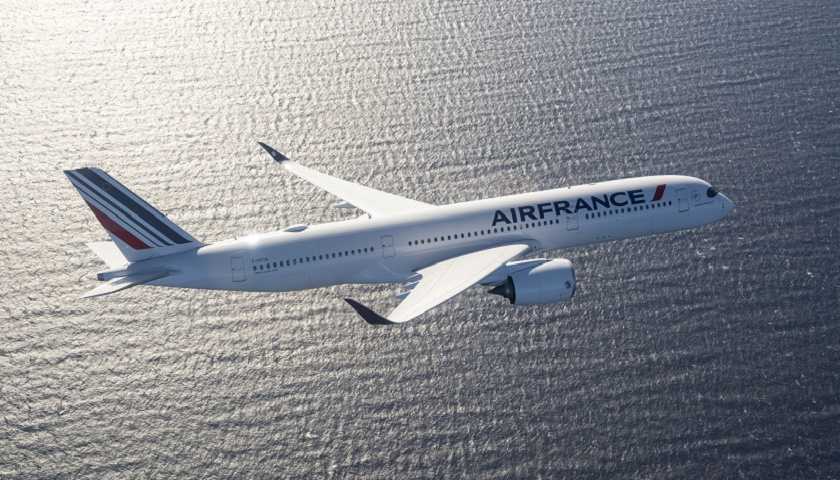 Air France Airbus A350 [Image: Airbus SAS]