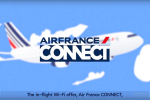 Air France launches inflight wifi 'passes'