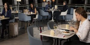 Air France revamps its JFK lounge
