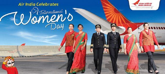 Air India IWD