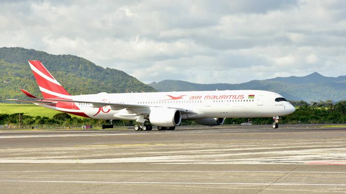 Air Mauritius A350-900