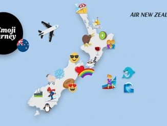 Air New Zealand emoji jpurney