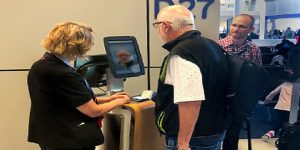 American Airlines starts biometric boarding at Dallas Fort Worth