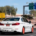 Aptiva self-driving at Las Vegas