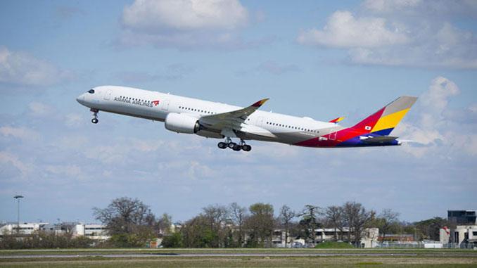 Asiana-A350