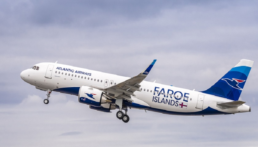 Atlantic Airways has an all Airbus fleet