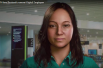 Auckland Airport hires its first digital employee