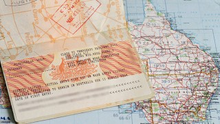 Australia now runs checks on all outward passengers