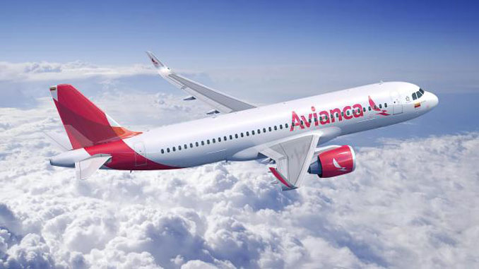 Avianca selects Inmarsat for in-flight internet