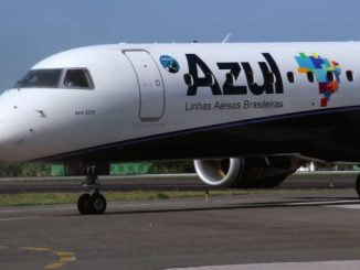 Azul trials Leo the baggage robot at Rio