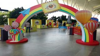 """Bengaluru airport turns into a """"Play""""port for passengers"""