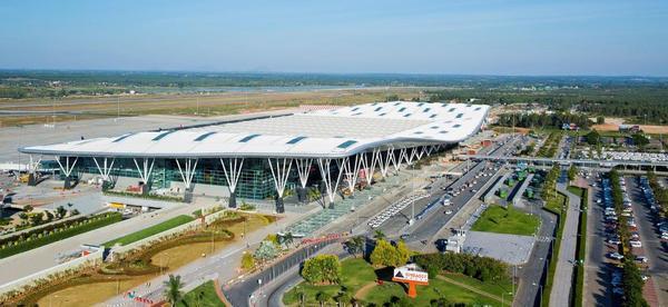 Bangalore airport trials India's first eGates