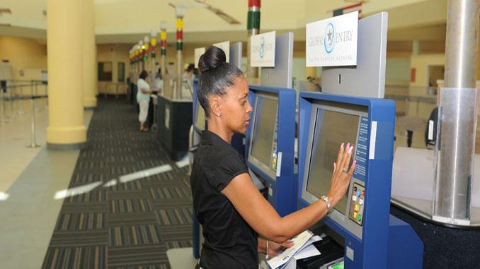 Bermuda adds Global Entry kiosks