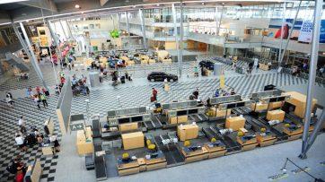 Billund uses new technology to improve passenger flow