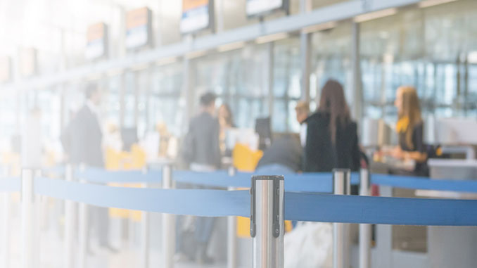 Big Data Efficiently Scales Staffing with Passenger demand in Airports