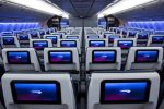 British Airways reveals images of high density Boeing 777 cabin