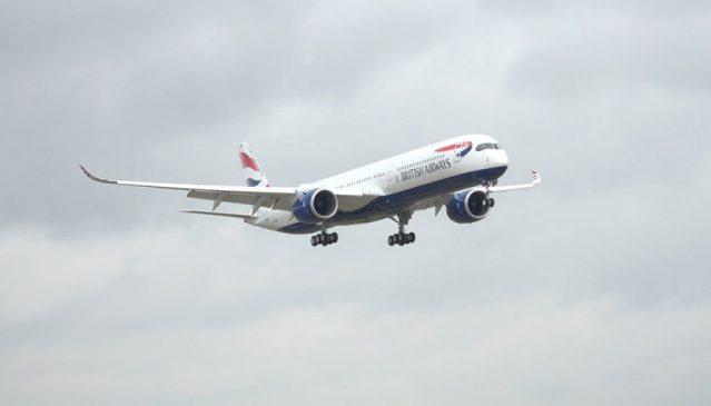 British-Airways-Airbus-A350