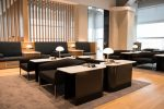 British Airways opens brand-new lounge in Rome's Fiumicino Airport.