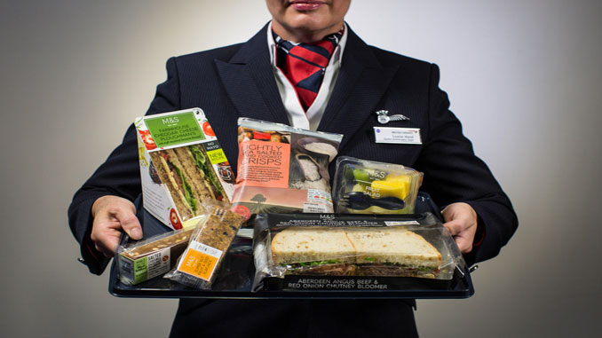 British Airways to charge for food and drink
