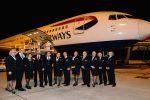 British Airways last 767 commercial flight