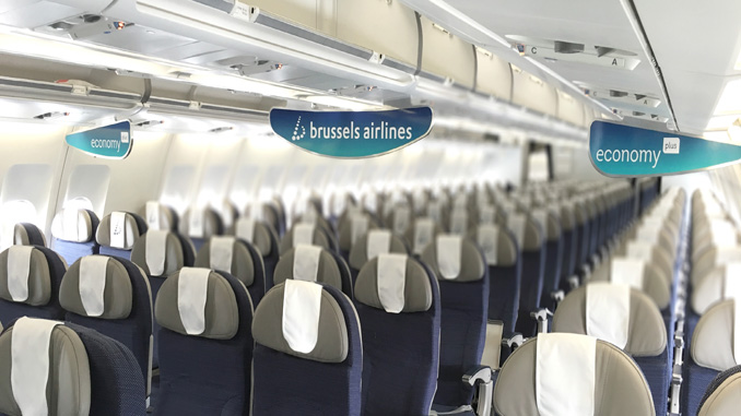 Brussels Airlines introduces Economy Plus
