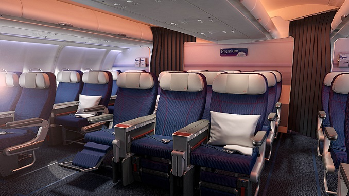 Brussels Airlines new long-haul Premium Economy
