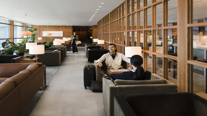 Cathay Pacific unveils its largest ever lounge