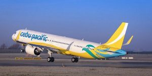 Cebu Pacific takes delivery of its first A321neo