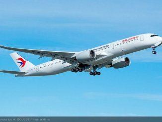China Eastern A350-900