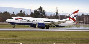 Comair receives its first Boeing 737 MAX