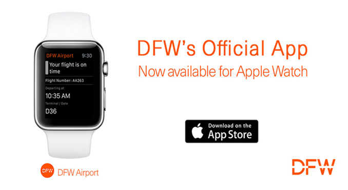 DFW launches app for Apple Watch