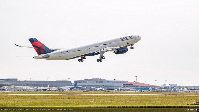 Delta Airbus A330-900