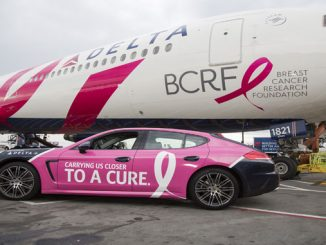 Delta's 12th annual 'Breast Cancer One'