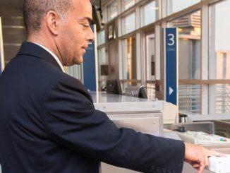 Delta trials biometric boarding at Washington National